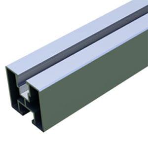 Profile fotowoltaiczne - szyna montażowa 40x40