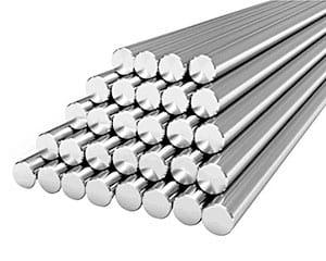 Pręty okrągłe. Hurtownia aluminium PROAL Bielsko-Biała